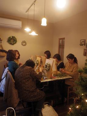 クリスマス一日教室 in Ramb\'s ear♪_d0167088_20251142.jpg