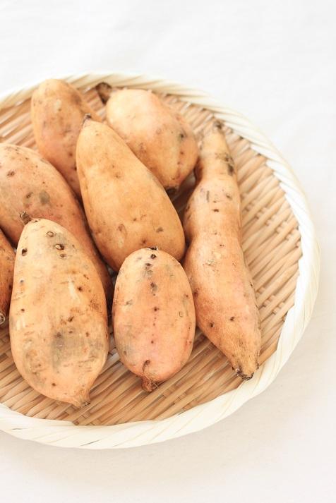 自然の都「タマチャンショップ」さんの鹿児島県産栗黄金芋をいただきました♪_a0154192_13245464.jpg