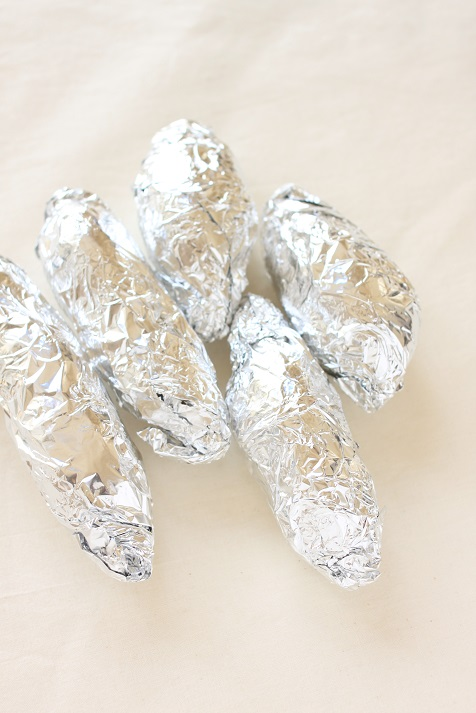 自然の都「タマチャンショップ」さんの鹿児島県産栗黄金芋をいただきました♪_a0154192_1325884.jpg