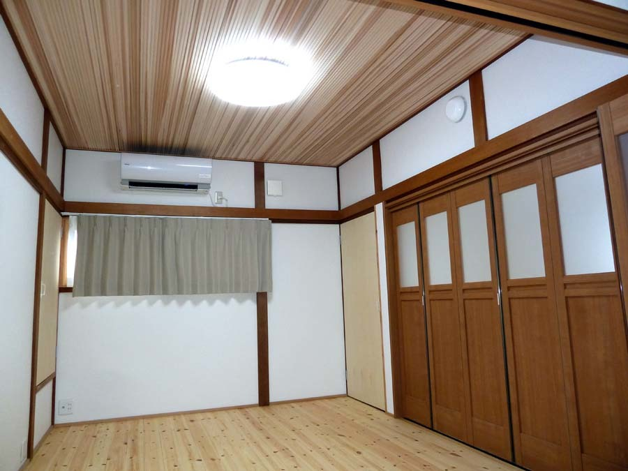 A様邸内部リフォーム工事「鳥小屋の家」_f0150893_18001923.jpg
