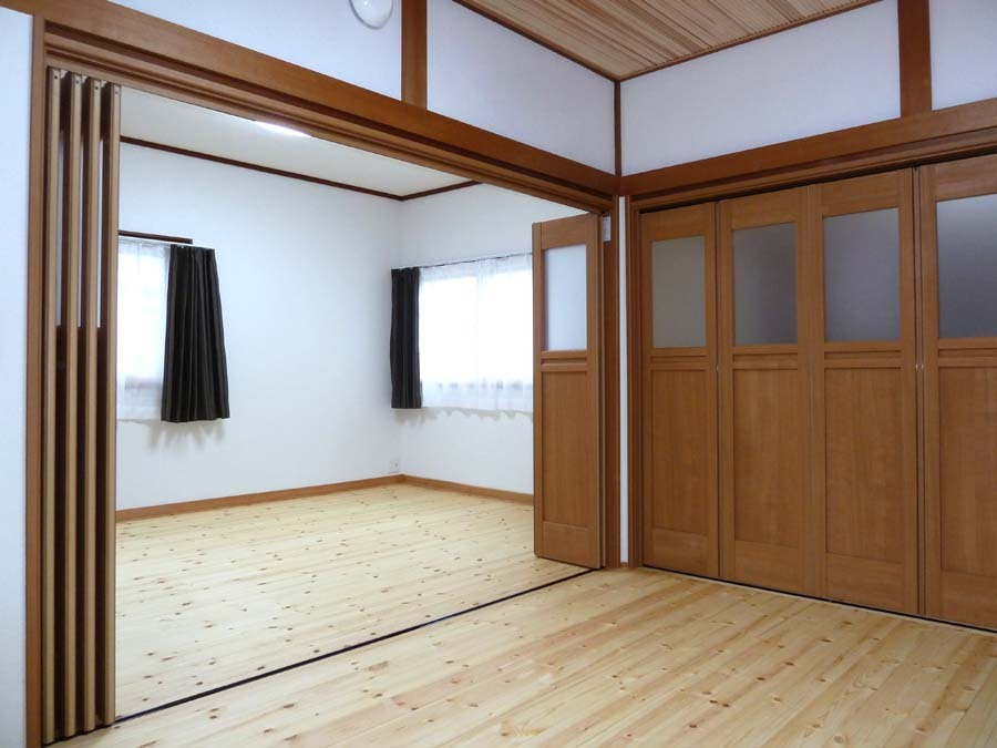 A様邸内部リフォーム工事「鳥小屋の家」_f0150893_18054583.jpg