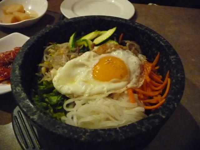 寒い時には、韓国料理で・・・_b0117700_06134006.jpg