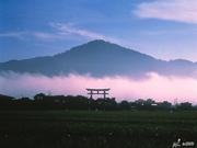 11:22 古代の道に新しい光 -- 奈良・三輪_e0115301_2284118.jpg