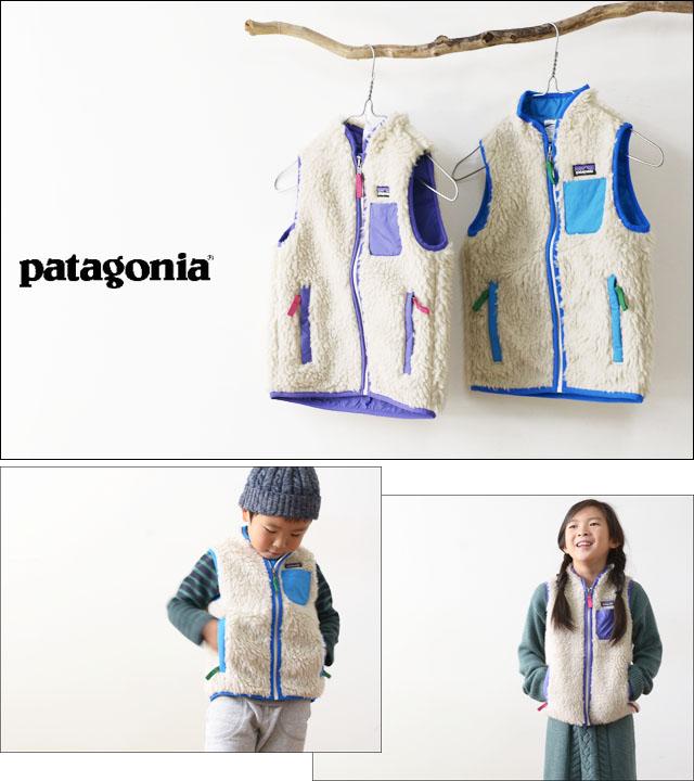 patagonia [パタゴニア正規代理店] BABY RETRO-X VEST [61035] ベビー・レトロX・ベスト KID\'S キッズ_f0051306_19551563.jpg