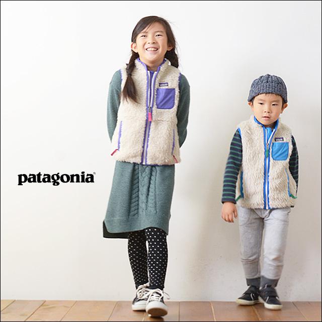 patagonia [パタゴニア正規代理店] BABY RETRO-X VEST [61035] ベビー・レトロX・ベスト KID\'S キッズ_f0051306_2002512.jpg