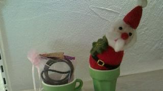 少しずつクリスマスモードに…☆_d0191211_1218538.jpg