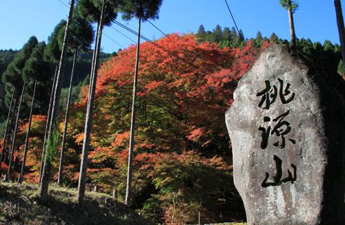 14紅葉めぐり8 京見峠から杉坂地蔵院へ_e0048413_1951017.jpg