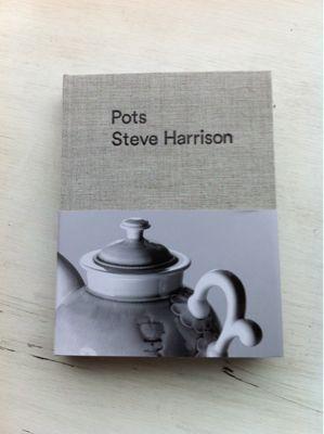 ARTS&SCIENCE よりスティーブ・ハリソンさんの本が届きました。_b0318937_15241210.jpg