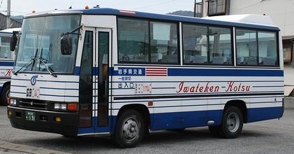岩手県交通 いすゞU-MR132D +北村_e0030537_16585565.jpg