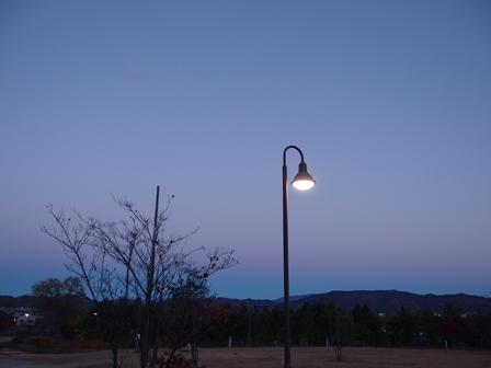 夕暮れが早い_a0014840_23531749.jpg