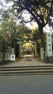 ☆赤坂氷川神社☆_f0008555_16245568.jpg
