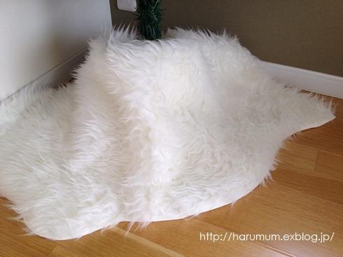 IKEAのシープスキン_d0291758_1510395.jpg