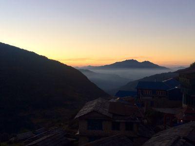 南部、ネパールの山林の中を歩くの巻_d0197762_11202342.jpg