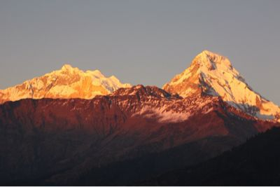南部、ネパールの山林の中を歩くの巻_d0197762_11211441.jpg