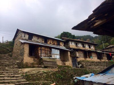 南部、ネパールの山林の中を歩くの巻_d0197762_11214986.jpg