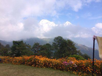 南部、ネパールの山林の中を歩くの巻_d0197762_112211.jpg