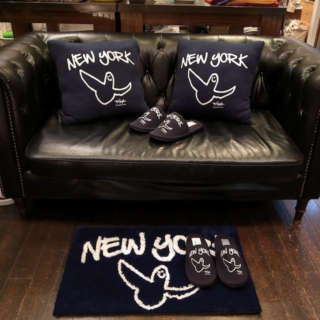 MARK GONZALES HOME COLLECTION NAVY_f0111683_20120330.jpg