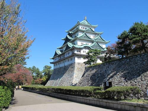 小春日和に名古屋城内を散策する・・・2_c0075701_18524012.jpg