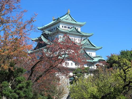 小春日和に名古屋城内を散策する・・・2_c0075701_18524656.jpg