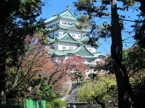 小春日和に名古屋城内を散策する・・・2_c0075701_18525169.jpg