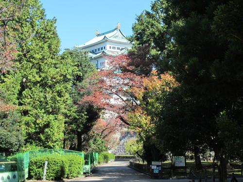 小春日和に名古屋城内を散策する・・・2_c0075701_18525188.jpg