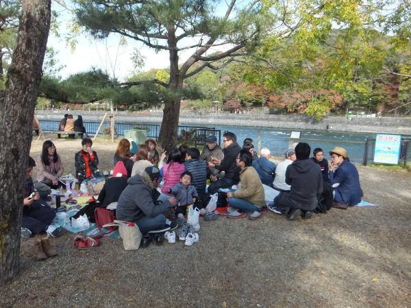 秋の遠足「日本の歴史を学ぶ」(水曜よる教室)_e0175020_20552010.jpg