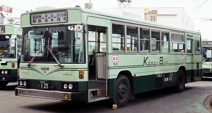 金剛自動車 いすゞP-LV314L +西工58MC_e0030537_21365361.jpg