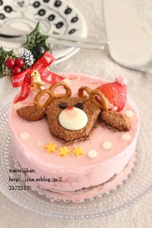2歳半の息子のことと娘が作ったケーキ_e0214646_22472464.jpg