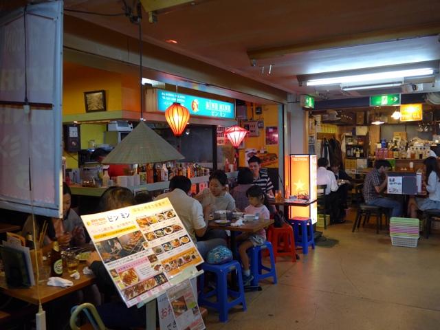 高円寺「ベトナム焼き鳥 ビンミン」へ行く。_f0232060_2329537.jpg
