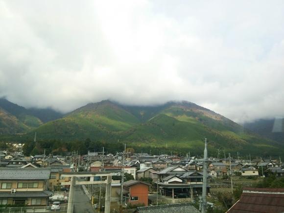 比叡山  JR湖西線_d0202264_09023550.jpg