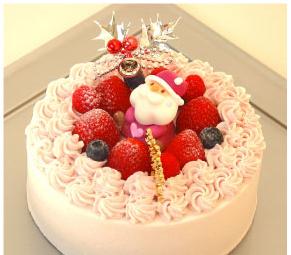 west53rd クリスマスケーキ2014_d0079577_11495982.jpg