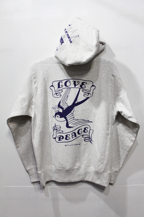【SWALLOW ZIP PARKA】入荷_a0097901_12272350.jpg
