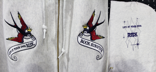 【SWALLOW ZIP PARKA】入荷_a0097901_12273043.jpg