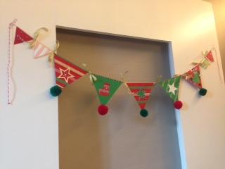 宿題のクリスマスガーランドとマスキングテープの事_f0327104_22403847.jpg