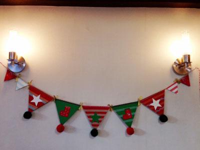 宿題のクリスマスガーランドとマスキングテープの事_f0327104_22422321.jpg