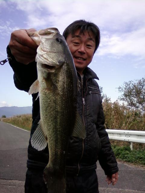 TBC スキルアップミーティング&バス釣り大会 最終戦  結果_a0153216_16565555.jpg