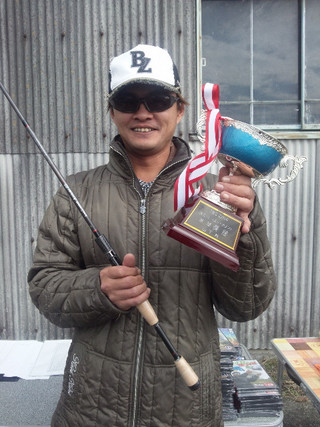 TBC スキルアップミーティング&バス釣り大会 最終戦  結果_a0153216_1658427.jpg