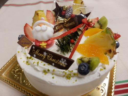 クリスマスケーキ2014_c0247818_19220866.jpg