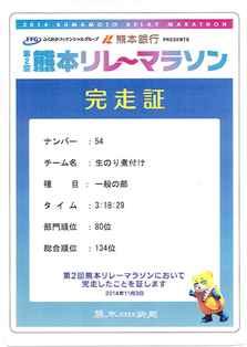 熊本リレーマラソン_e0184224_1610328.jpg
