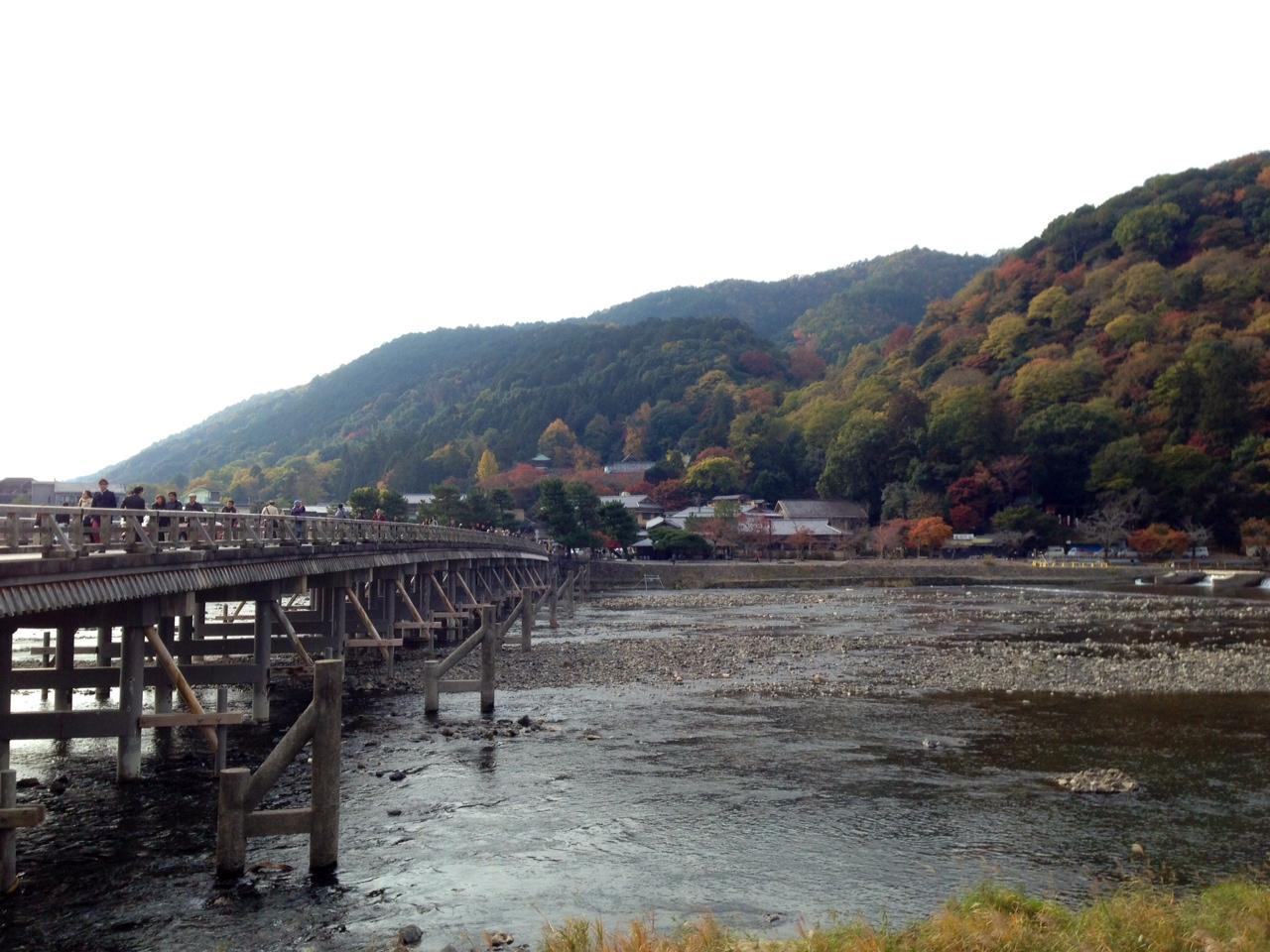 11月16日 嵐山散策_a0317236_7175642.jpg