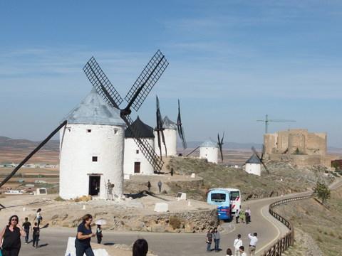 ラ・マンチャの風車_b0199742_22123043.jpg