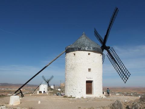 ラ・マンチャの風車_b0199742_2213597.jpg