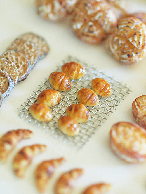 miniature* Bread セット 出品予定_e0172847_8254940.jpg