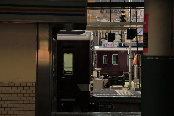 阪急6300系 桂駅!_d0202264_13241069.jpg