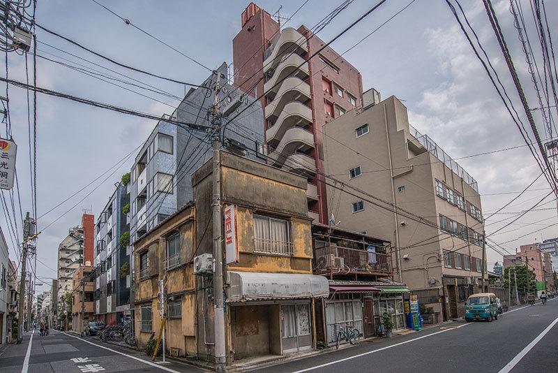 記憶の残像-687 東京都台東区 松が谷_f0215695_14454485.jpg