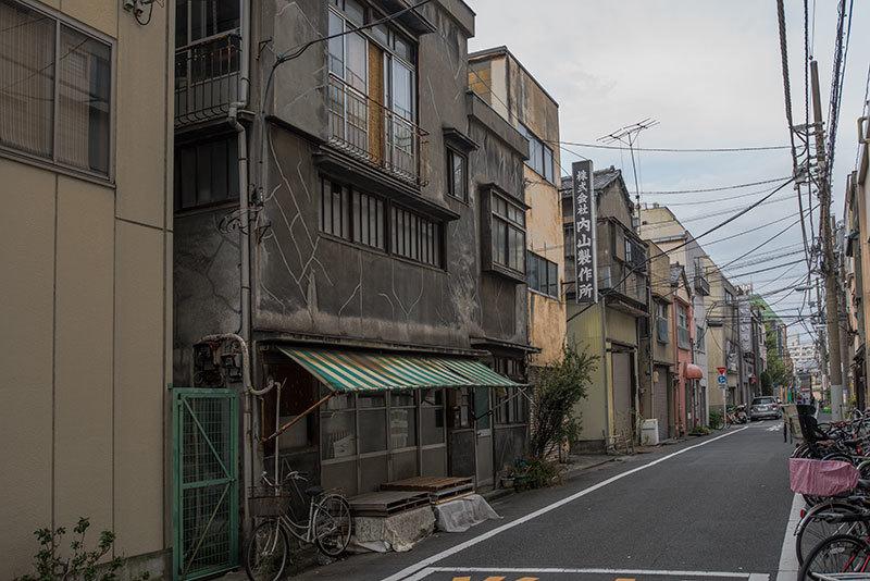 記憶の残像-687 東京都台東区 松が谷_f0215695_14455584.jpg