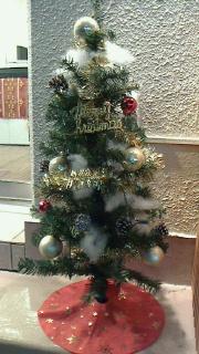 さらにクリスマスモードに・・・☆☆_d0191211_17325158.jpg
