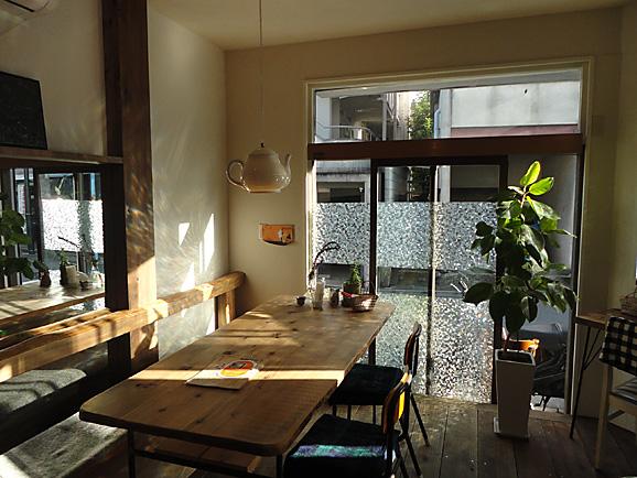 cafe birdbathでティータイム_e0230011_17454422.jpg