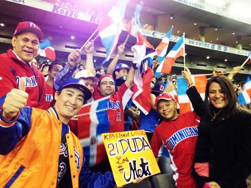 #Mets @Mets fans in #Japanallstar in Tokyo! みんなありがとう!(=´∀`)人(´∀`=) @MLB @MLBFanCave _b0032617_19322839.jpg