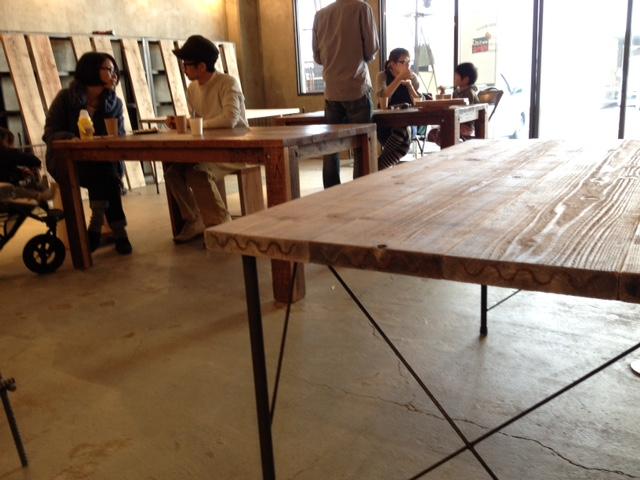テーブル用アイアン脚 販売開始しました。_d0237564_18573347.jpg